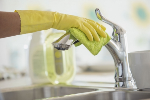 Fast and Easy Home Cleaning Tips Picture