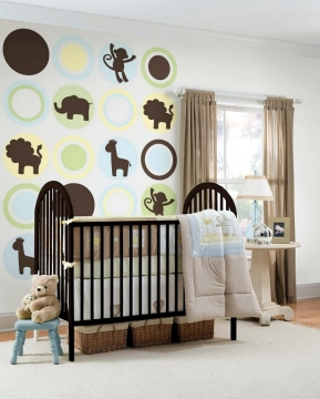 The Best Design Ideas for a Nursery Picture