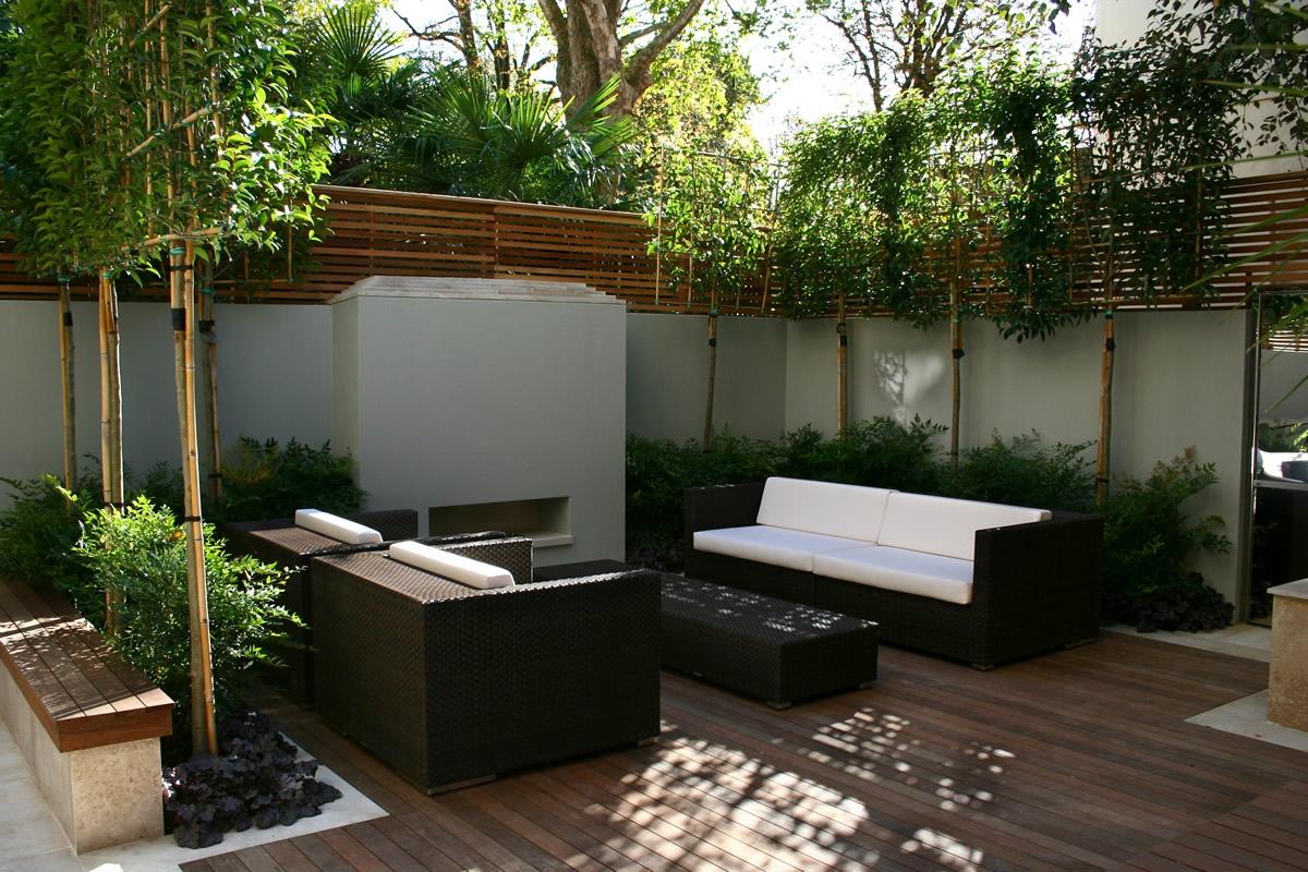 Relaxing Garden Designs